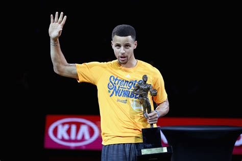 NBA Players Vote for Stephen Curry as the MVP | SLAM