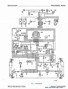 Jd 2240 Wiring Diagram : john deere 2040 2240 tractor tm1221 technical manual pdf ~ A.2002-acura-tl-radio.info Haus und Dekorationen