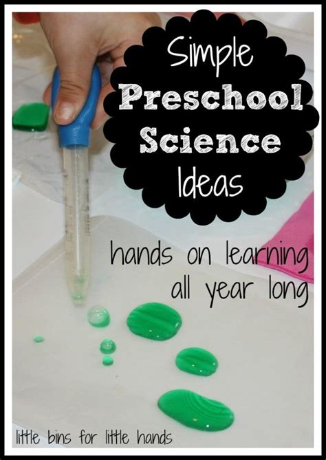 17 best images about summer preschool ooey gooey science 619 | 2ca4c4338c887986d920c522473620d3 simple science experiments science for kids