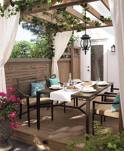 25 best ideas about pergola curtains on pinterest deck