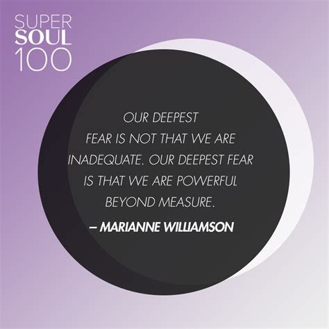 Marianne Williamson Illuminata Marianne Williamson Supersoul 100