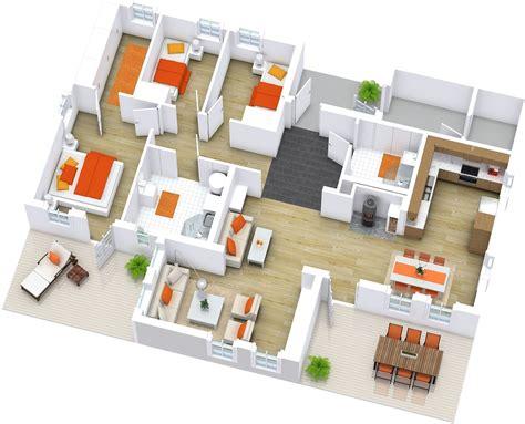 modern house floor plans modern house floor plans roomsketcher