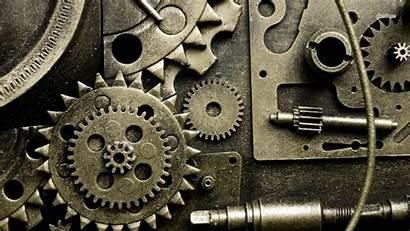 Gears Machine Wallpapers Maintenance Background Mechanic Backgrounds
