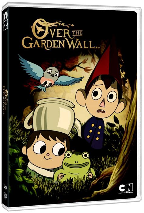 the garden wall quot the garden wall quot on dvd september 8 2015 comic