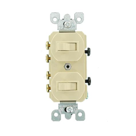 Leviton Amp Commercial Grade Combination Two Way