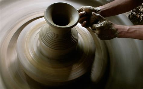Image result for wheel pottery