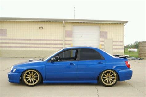 subaru wrx custom blue 2002 subaru wrx 10 000 possible trade 100441200