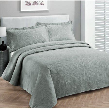 6618 what is the size of a king bed fancy collection 3pc bed spread embossed bedsocover solid