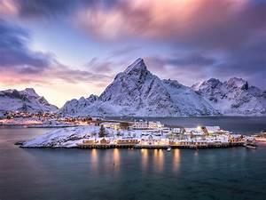 Norway, Islands, Lofoten, Archipelago, Norway, Reine, Landscape