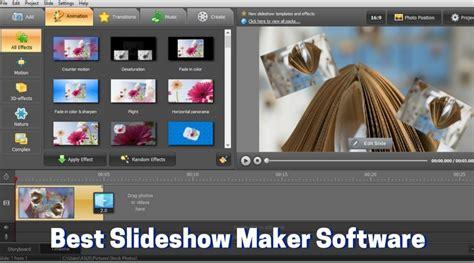 Best Software Best Slideshow Maker Software Reviews Of 2018