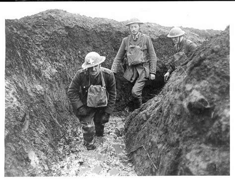 Trench Warfare During The First World War First World