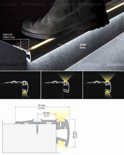 Led Lighting Stair Strips Engineering Power Oświetlenie