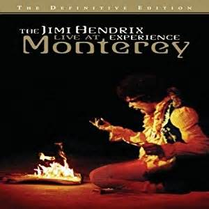 jimi hendrix live at monterey blu ray review