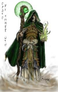 Dungeons and Dragons Druid
