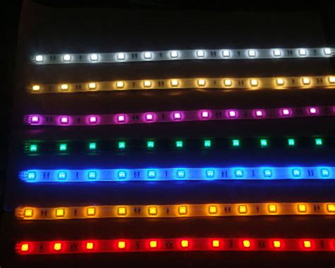 colored led light strips how to install led strip lights