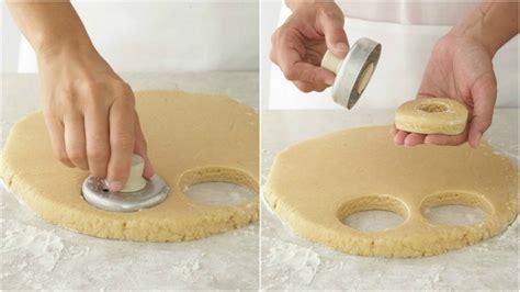 how to make donuta how to make homemade doughnuts allrecipes dish