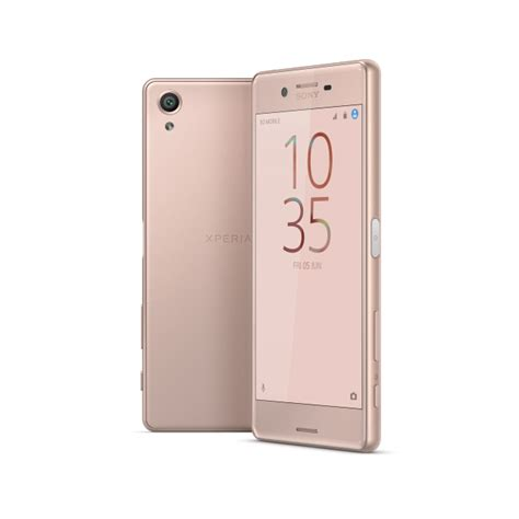sony mobile phone range sony mobile launches its xperia x range of smartphones in