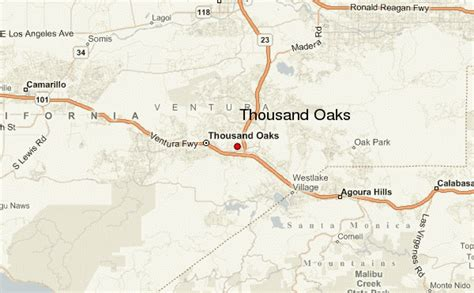 thousand oaks weather