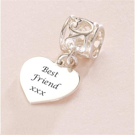 Pandora Charm Best Friend Best Friend Charm Sterling Silver Fits Pandora Hrthrt Bfr