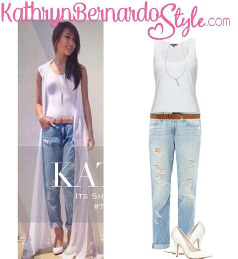 Kathryn Bernardo Style Photo | Outfits | Pinterest ...