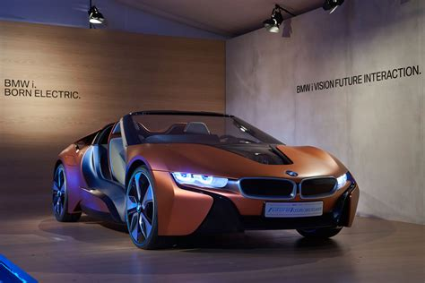 Modifikasi Bmw I8 Roadster by Bmw I8 Roadster Pictures Auto Express