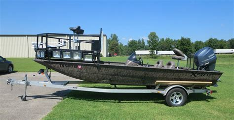 Fishing Boat Ebay by How To Build A Bowfishing Boat Ebay