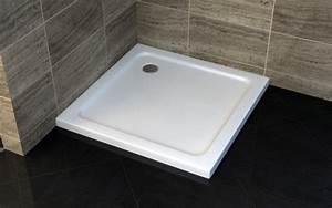 Spiegel 80 X 80 : duschtasse duschwanne quadratisch acryl 80 x 80 cm inkl ablaufgarnitur badewelt duschkabine ~ Whattoseeinmadrid.com Haus und Dekorationen