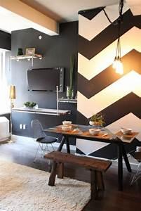 Wandgestaltung Büro Ideen : bringen sie die kunst nach hause durch tolle ~ Lizthompson.info Haus und Dekorationen