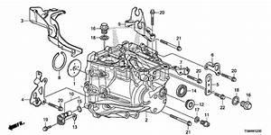 2003 Honda Civic Manual Transmission Diagram