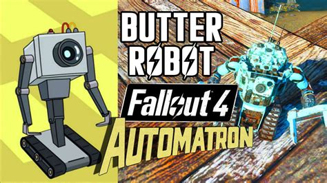 Butter Robot From Rick And Morty