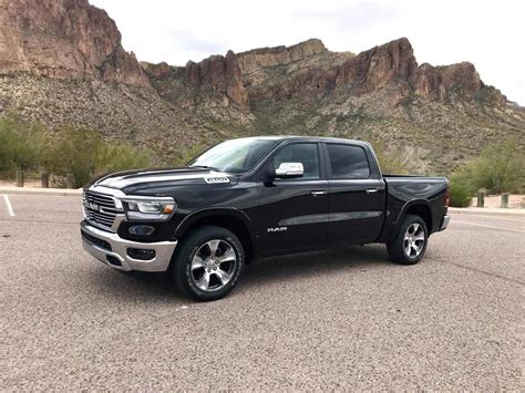 First Drive Allnew 2019 Ram 1500 Lives Up To The Hype