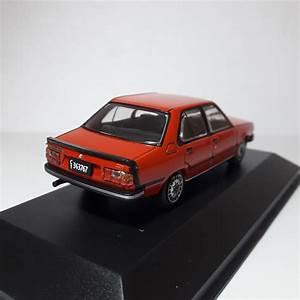 1  43 Renault 18 Gtx Ii 1987 Rojo