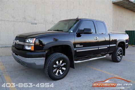 2003 Chevrolet Silverado 2500HD LT ? 6.6L Duramax