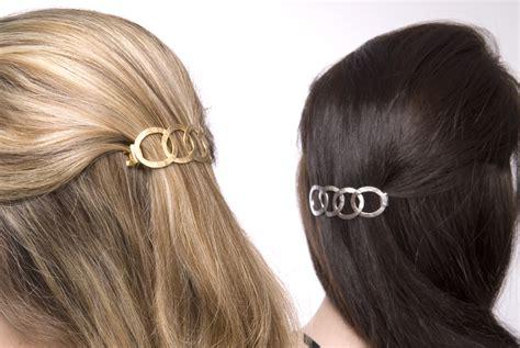 barrettes stone bridge hair accessories