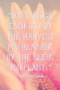 Inspirational Quotes About Seeds