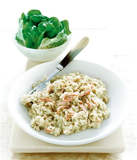 ham risotto stilton and ham risotto recipe hint hint dana pinterest risotto and hams