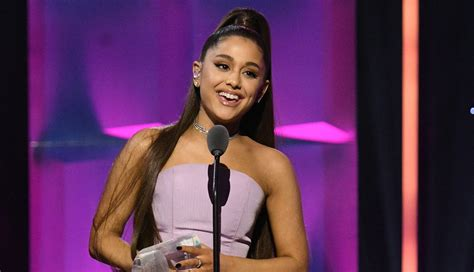 Ariana Grande Reportedly Making Thank Next