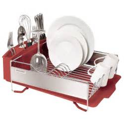 where to buy kitchen knives kitchenaid kitchen aid dish rack w stainless steel panels