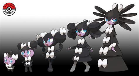 progress pokemon evolutions  gothita intently