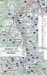 Colorado Trail Maps App