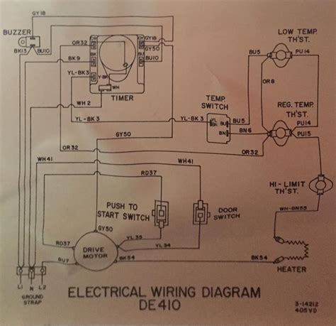 maytag de dryer  heat  wiring problems doityourselfcom community forums