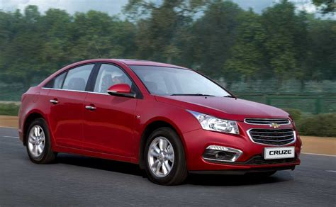 2016 Chevrolet Cruze Prices Slashed By Upto Rs 86,000