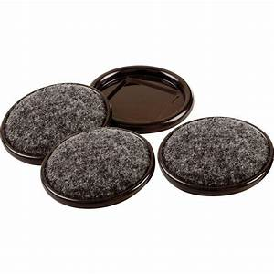 Carpet coasters furniture floor matttroy for Furniture coasters home depot