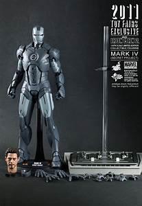 Hot Toys divulga lançamentos: Iron Man 2: Mark 4 (Secret ...