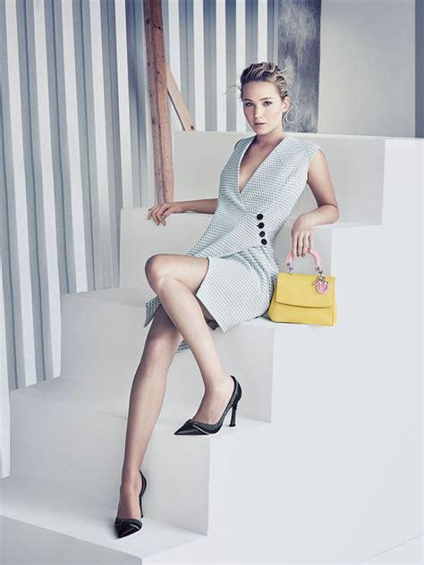 Jennifer Lawrence Pics Dior Campaign 2015