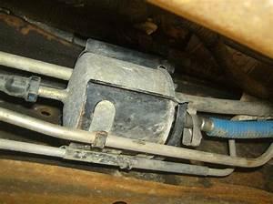 Broken Fuel Filter Clip