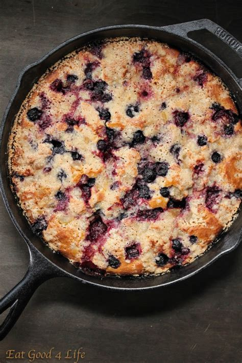 cast iron skillet recipe mixed berry and ginger crumb cast iron cake