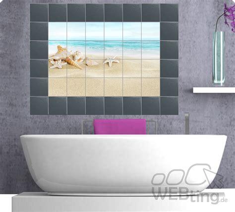 Aufkleber Für Badezimmer Fliesen by Fliesenaufkleber Fliesenbild Fliesen Aufkleber Sticker