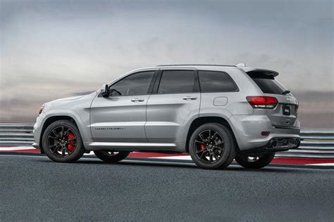 2018 Jeep Grand Cherokee Srt Review,trims, Specs And Price