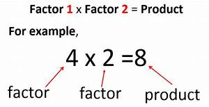 What is a Factor One Pager-AccuTeach  Factor